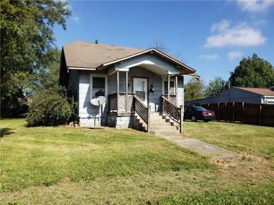 2312 N B Street, Elwood, IN 46036 - MLS#: 21601148