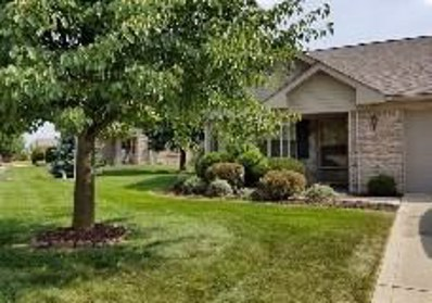 1741 Magnolia Drive, Greenwood, IN 46143 - #: 21601151