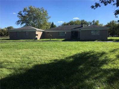 5543 Old Colony Road, Indianapolis, IN 46226 - MLS#: 21601174