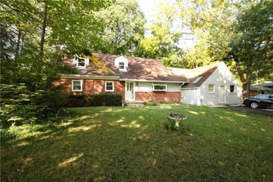1336 Eustis Drive, Indianapolis, IN 46229 - MLS#: 21601177