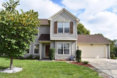 4533 Golden Meadow Drive, Indianapolis, IN 46254 - #: 21601186