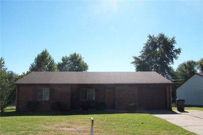 1233 Plymouth Rock Way, Greenwood, IN 46142 - MLS#: 21601203