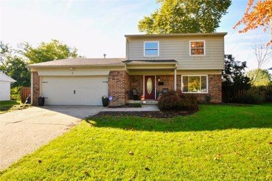 7 Hyde Park Row, Brownsburg, IN 46112 - #: 21601229