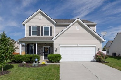 12244 Blue Lake Court, Noblesville, IN 46060 - MLS#: 21601248