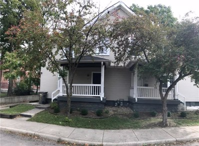 1101 Sterling Street, Indianapolis, IN 46201 - #: 21601266