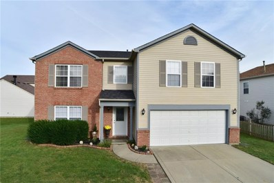 825 Yellowwood Drive, Greenwood, IN 46143 - #: 21601306