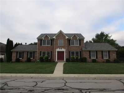 905 Peregrine Drive, Columbus, IN 47203 - #: 21601312