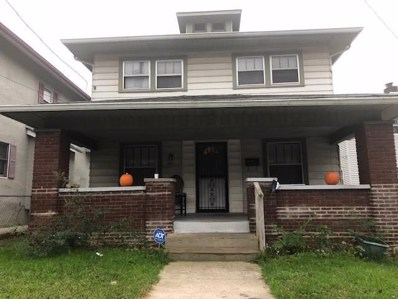 801 Fairfield Avenue, Indianapolis, IN 46205 - #: 21601330