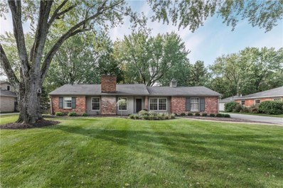 925 Forest Boulevard North Drive N, Indianapolis, IN 46240 - #: 21601338