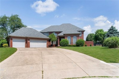 8845 Rodeo Court, Indianapolis, IN 46217 - MLS#: 21601411