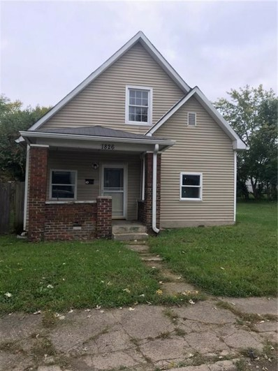 1826 Orleans Street, Indianapolis, IN 46203 - #: 21601469