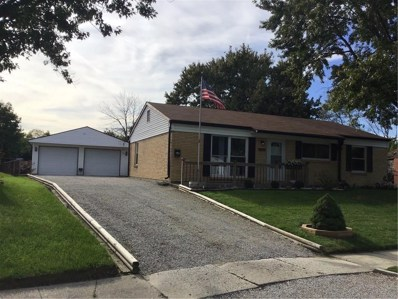 2322 Sickle Road, Indianapolis, IN 46219 - #: 21601518