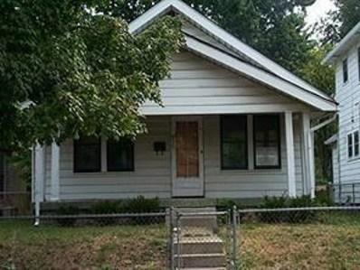 415 N Euclid Avenue, Indianapolis, IN 46201 - MLS#: 21601561