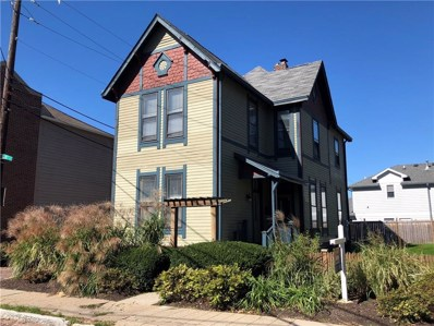 316 E 10th Street UNIT K, Indianapolis, IN 46202 - #: 21601628