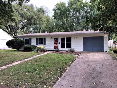 2827 Streamside Drive, Columbus, IN 47203 - #: 21601689
