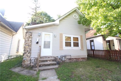 1350 Kappes Street, Indianapolis, IN 46221 - MLS#: 21601697