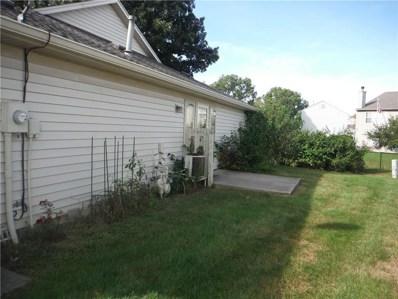 1332 Swan Drive, Franklin, IN 46131 - MLS#: 21601709