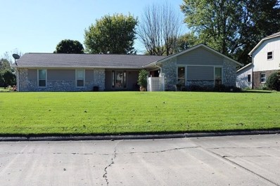 2809 Catalina Drive, Anderson, IN 46012 - #: 21601719