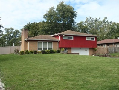 860 Eustis Drive, Indianapolis, IN 46229 - MLS#: 21601736