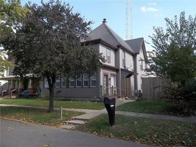 15 Wood Street, Greenfield, IN 46140 - #: 21601751