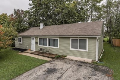 621 Park Drive, Greenwood, IN 46143 - #: 21601793