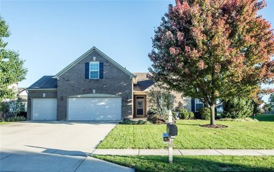 8444 Heathermor Court, Avon, IN 46123 - MLS#: 21601920