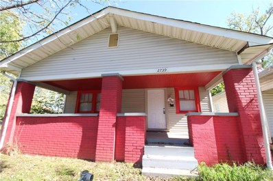2739 N Dearborn Street, Indianapolis, IN 46218 - #: 21602992