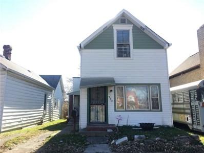303 E Morris Street, Indianapolis, IN 46225 - #: 21603007