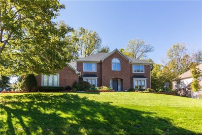 8940 Promontory Road, Indianapolis, IN 46236 - #: 21603018
