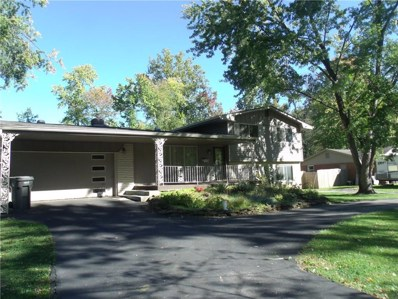 406 Griffin Road, Indianapolis, IN 46227 - #: 21603025
