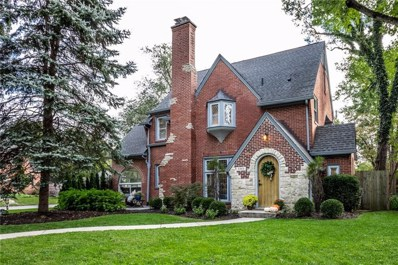 5365 N New Jersey Street, Indianapolis, IN 46220 - #: 21603059