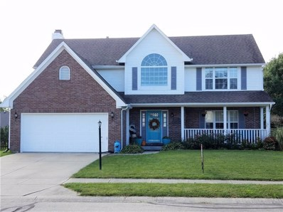 7541 Gold Coin Drive, Avon, IN 46123 - #: 21603096