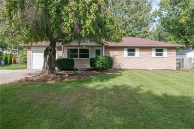 4614 W Runyon Lake Drive, Greenwood, IN 46143 - #: 21603109