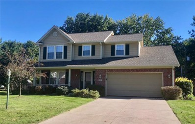 328 Whispering Willow Court, Noblesville, IN 46060 - #: 21603110
