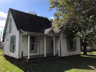 411 E College Street, Crawfordsville, IN 47933 - #: 21603350