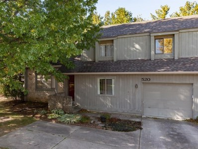 520 Conner Creek Drive, Fishers, IN 46038 - #: 21603383