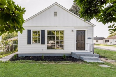 1701 N Bancroft Street, Indianapolis, IN 46218 - #: 21603406