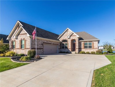 3904 Waterfront Way, Plainfield, IN 46168 - MLS#: 21603455