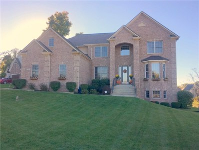 1386 N Lela Lane, Greenfield, IN 46140 - MLS#: 21603459