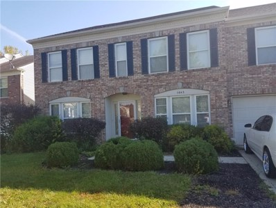 5843 Amber Lane, Indianapolis, IN 46234 - #: 21603472