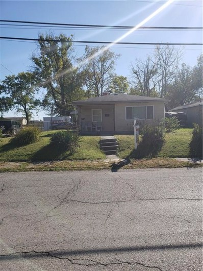4039 E 28th Street, Indianapolis, IN 46218 - #: 21603473