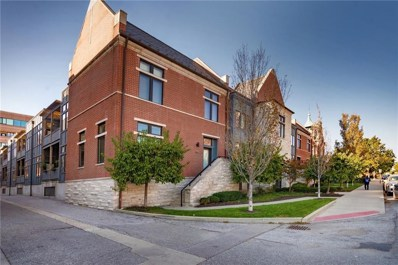 222 N East Street UNIT 107, Indianapolis, IN 46204 - #: 21603557
