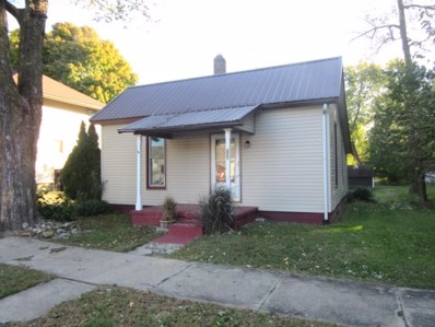 504 Illinois Street, Crawfordsville, IN 47933 - #: 21603566