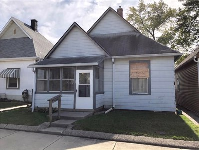 1633 Deloss Street, Indianapolis, IN 46201 - MLS#: 21603597