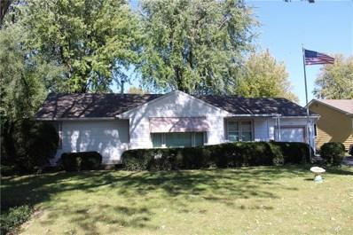 1106 E Jefferson Street, Franklin, IN 46131 - MLS#: 21603622