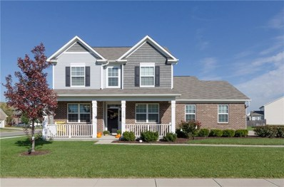 5698 W Stoneview Trail, McCordsville, IN 46055 - #: 21603643