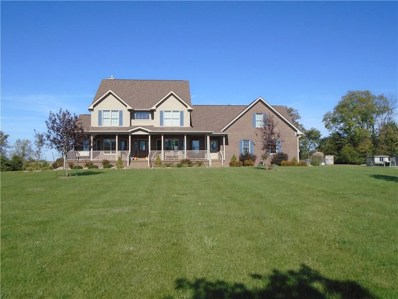 256 W 300 North, Greenfield, IN 46140 - MLS#: 21603726