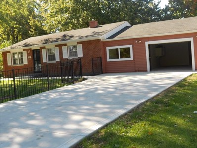 2180 N Irwin Street, Indianapolis, IN 46219 - #: 21603881