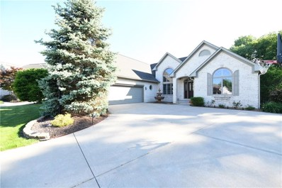 7526 Peach Blossom Place, Indianapolis, IN 46254 - #: 21603907