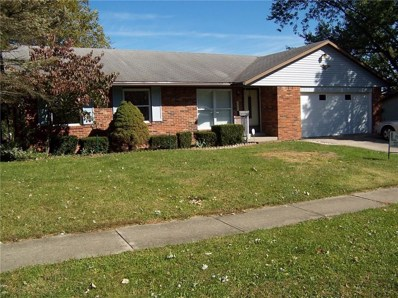 5702 Dollar Hide Drive, Indianapolis, IN 46221 - #: 21604047
